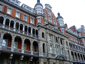 St Mary's Hospital, London - Image: St Mary's Hospital