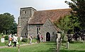 St Mary, Capel le Ferne, Kent - geograph.org.uk - 325552.jpg