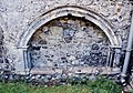 St Mary, Carisbrooke - Recessed tomb in wall of church - geograph.org.uk - 1171895.jpg