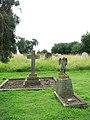 St Michael's church - churchyard - geograph.org.uk - 1406564.jpg
