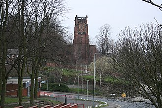 Cradley, West Midlands - St Peter's Church, Cradley