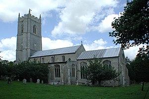 Heydon, Norfolk - Image: St Peter and St Paul, Heydon, Norfolk geograph.org.uk 308742
