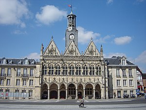 Aisne - Saint-Quentin townhall
