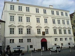 Landshut Residence - Landshut Residence, German Building