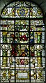 Stained glass window, St Mary's church, Glynde (15747856191).jpg