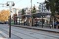 Station Tramway Ligne 3b Porte Asnières Marguerite Long Paris 5.jpg