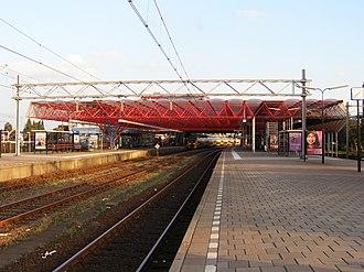Zaandam railway station - Zaandam railway station