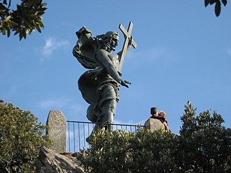 Nuoro - Redeemer's Statue, Monte Ortobene