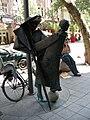 Statue of Géza Hofi by Géza Stremeny, BudapestDSCN3418.jpg