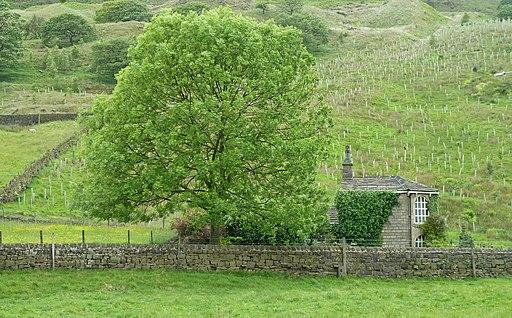 Steanor Bottom Tollhouse, Yorkshire-Lancashire border (5815364155)