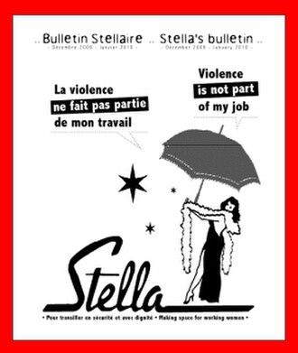 Stella, l'amie de Maimie - Image: Stellalogo 3