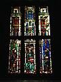 Stephansdom stained-glass window (mediaval) - Wien Museum Karlsplatz - 5 (photo by Andrew Nash).jpg