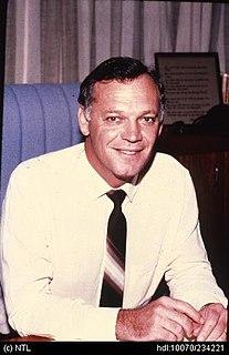 Stephen Hatton Australian politician