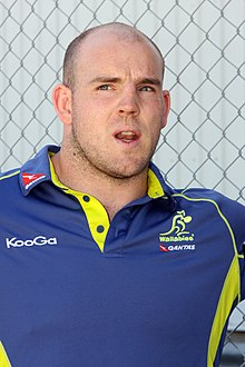 Description de l'image Stephen Moore (Australian rugby union footballer).jpg.