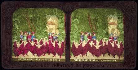 Stereokort, Les étrangleurs de l'Inde 9, Ballet des poignards - SMV - S21b.tif