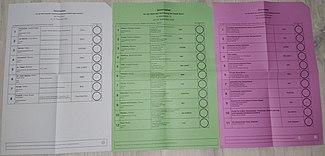 Kommunalwahlen Stichwahl