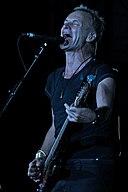 Sting: Age & Birthday