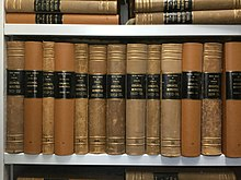 Stirling, Carnegie Public Library - Reference books.jpg