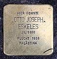 Stolperstein Meinekestr 3 (Charl) Otto Joseph Eskeles.jpg
