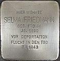 Stolperstein Selma Friedmann.jpg