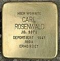 Stolperstein für Carl Rosenwald (Köln).jpg