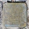 Stolperstein für Hans Otto, Frühlingstrasse 12, Dresden (1).JPG
