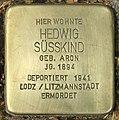 Stolperstein für Hedwig Süsskind (Köln).jpg