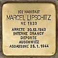 Stolperstein für Marcel Lipschitz (Libourne).jpg