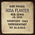Stolperstein für Rosa Flanter (Cottbus).jpg