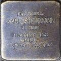 Stolpersteine Köln, Karl Steinmann (Nikolausplatz 5).jpg