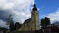 Stonařov kostel svatého Václava 3.JPG