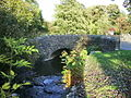Stone bridge over Halls Beck , Bassenthwaite - geograph.org.uk - 576768.jpg