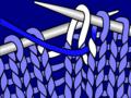 Stricktechnik - links abheben Garn vorn.png