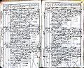 Subačiaus RKB 1827-1830 krikšto metrikų knyga 023.jpg