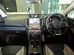Subaru XV Advance (5AA-GTE) interior.jpg