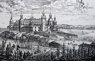 Läckö Castle Opera - Image: Suecia 3 047 ; Läckö castle Sweden