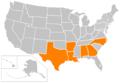 Sun Belt Map 2014.png