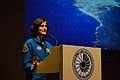 Sunita Lyn Williams - Science City - Kolkata 2013-04-02 5874.JPG