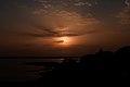 Sunset on Osman Sagar lake (1).jpg