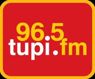 Super Rádio Tupi Brazilian radio station