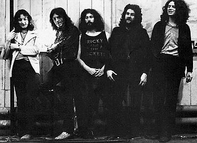 Picture of a band or musician: Supertramp