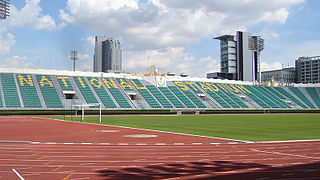 football stadium in Bangkok, Thailand