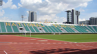 Thai FA Cup - Since 2009 the FA Cup Final has been held at National Stadium.