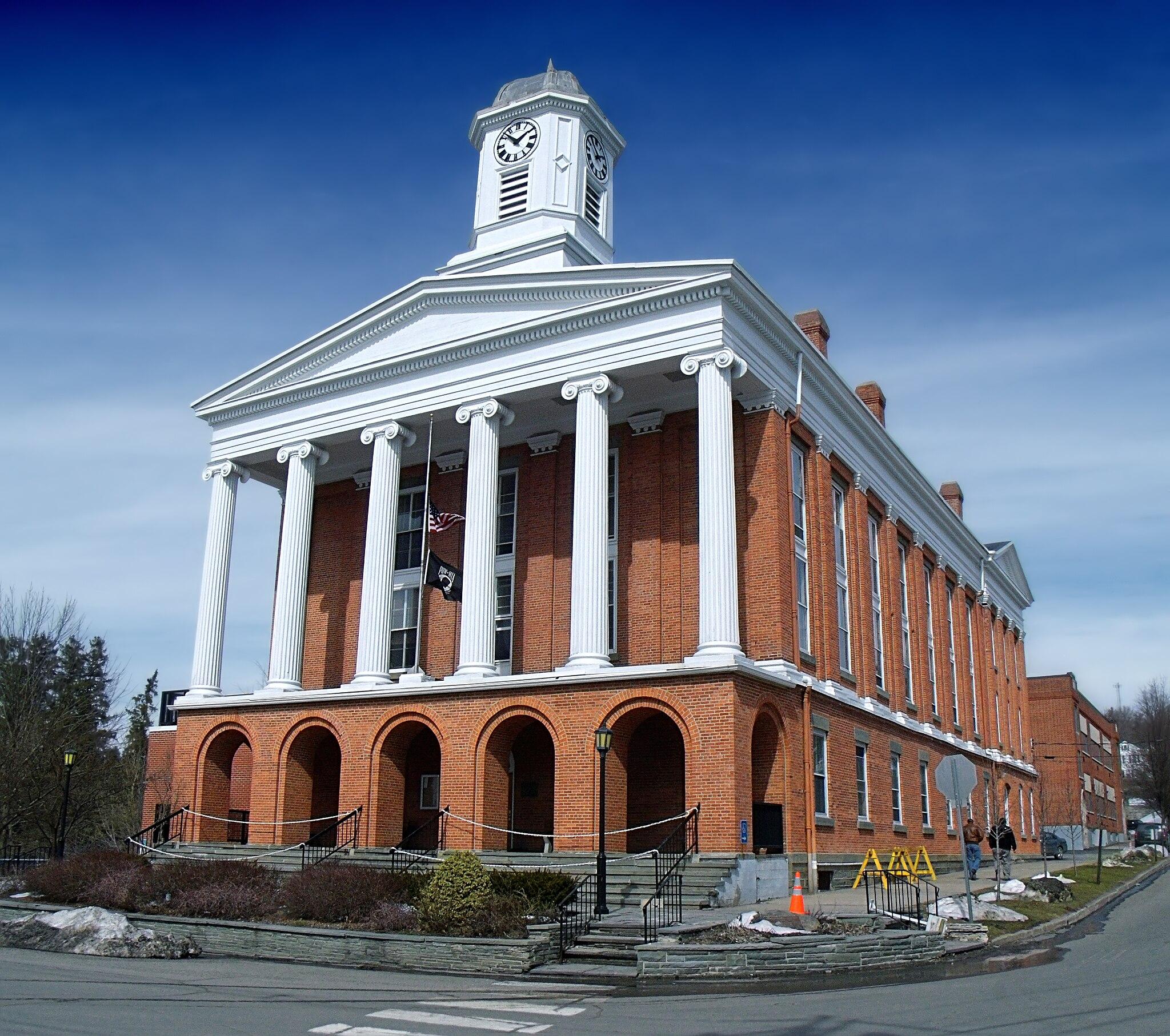 Susquehanna County County Seat