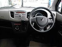 Suzuki WagonR FX MH34S Interior.jpg