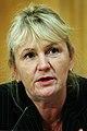 Sveriges social- och samarbetsminister under samarbetsministrarnas fragetimme.jpg
