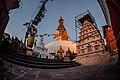Swayambhunath Evening shot.jpg