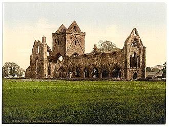 Dervorguilla of Galloway - Sweetheart Abbey,  Galloway