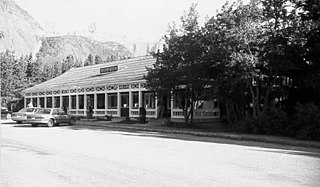 Swiftcurrent Auto Camp Historic District United States historic place