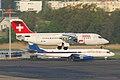 Swiss Avro RJ 100; HB-IXW@ZRH;16.04.2011 595dg (5629443672).jpg